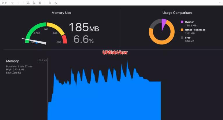 Flutter 与 iOS 原生 WebView 对比
